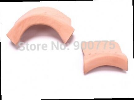 48.00$  Buy now - http://alimmq.worldwells.pw/go.php?t=2044366826 - Pool Table Parts/leather suede pocket sleeves /Lot of 6 Genuine Leather Pool Table Pocket Shields Cut Outs