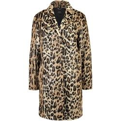 SET Płaszcz wełniany /Płaszcz klasyczny camel black