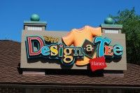 Design your own Tshirt at Downtown Disney