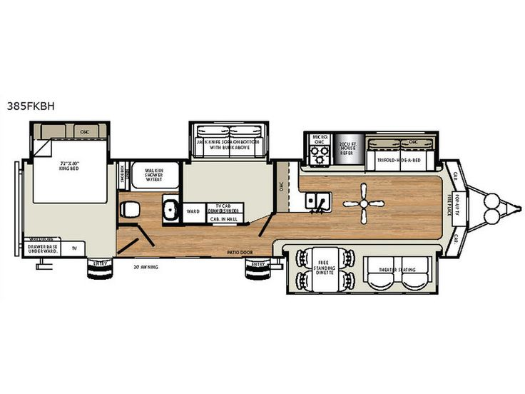 15 best rv images on pinterest floor plans automobile and caravan get your 2018 forest river sandpiper destination rv today fandeluxe Choice Image