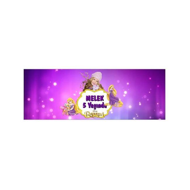 Rapunzel Kişiye Özel Peçetelik 20-li