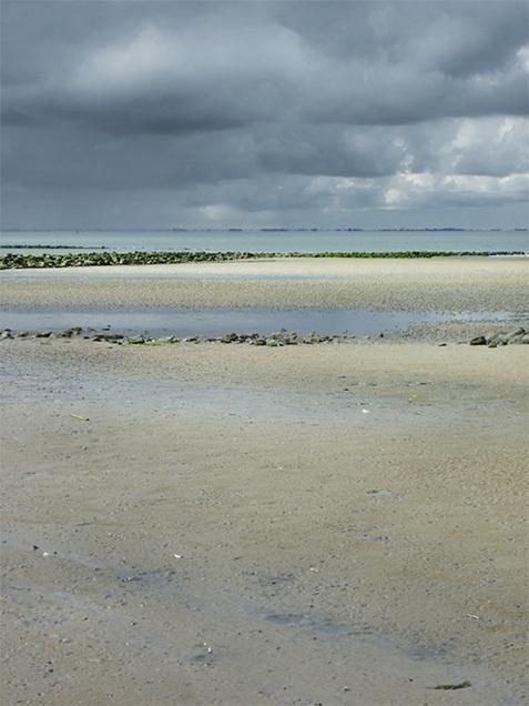 Beach Tjettepad, Ameland