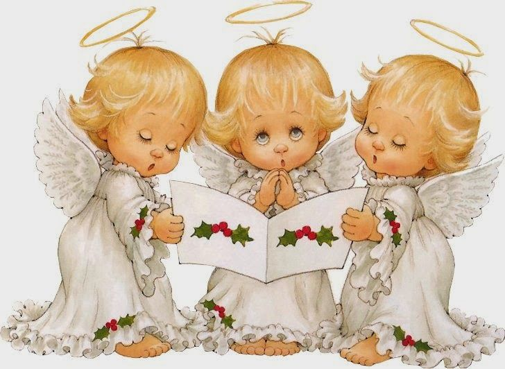 252 best Christmas~Little Angels images on Pinterest | Christmas ...