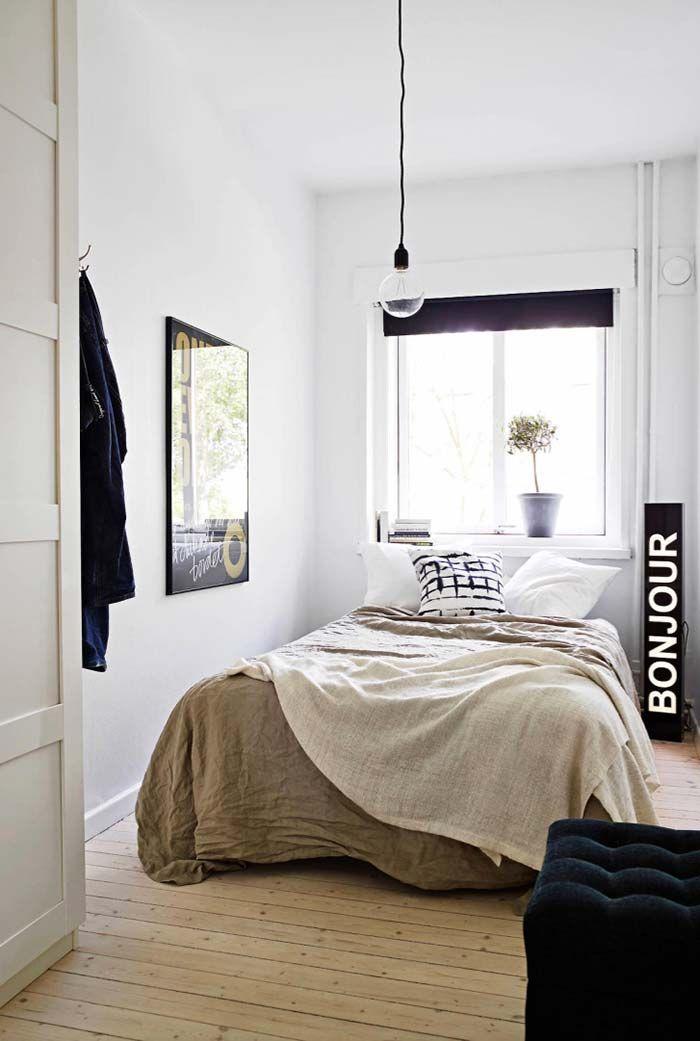 Quarto De Casal Pequeno 100 Ideias Fotos E Projetos Perfeitos Decor Pinterest Bedroom Small Designs And