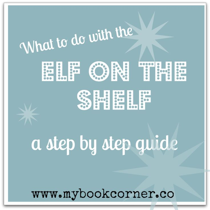 118 best best books for 0 3 images on pinterest a really useful step by step guide to the elf on the shelf fandeluxe Images
