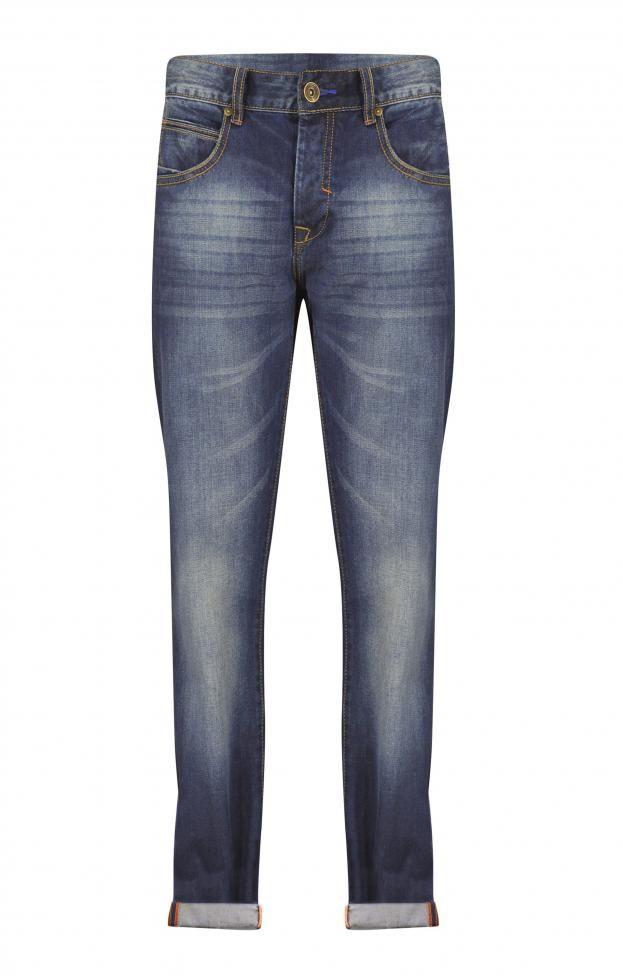 Ανδρικό παντελόνι ντένιμ basic  PANT-4978 Παντελόνια τζίν - Jeans & Denim