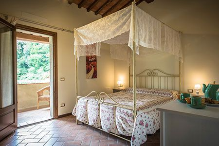 About the apartments to rent in Tuscany - Tuscan Holiday apartments