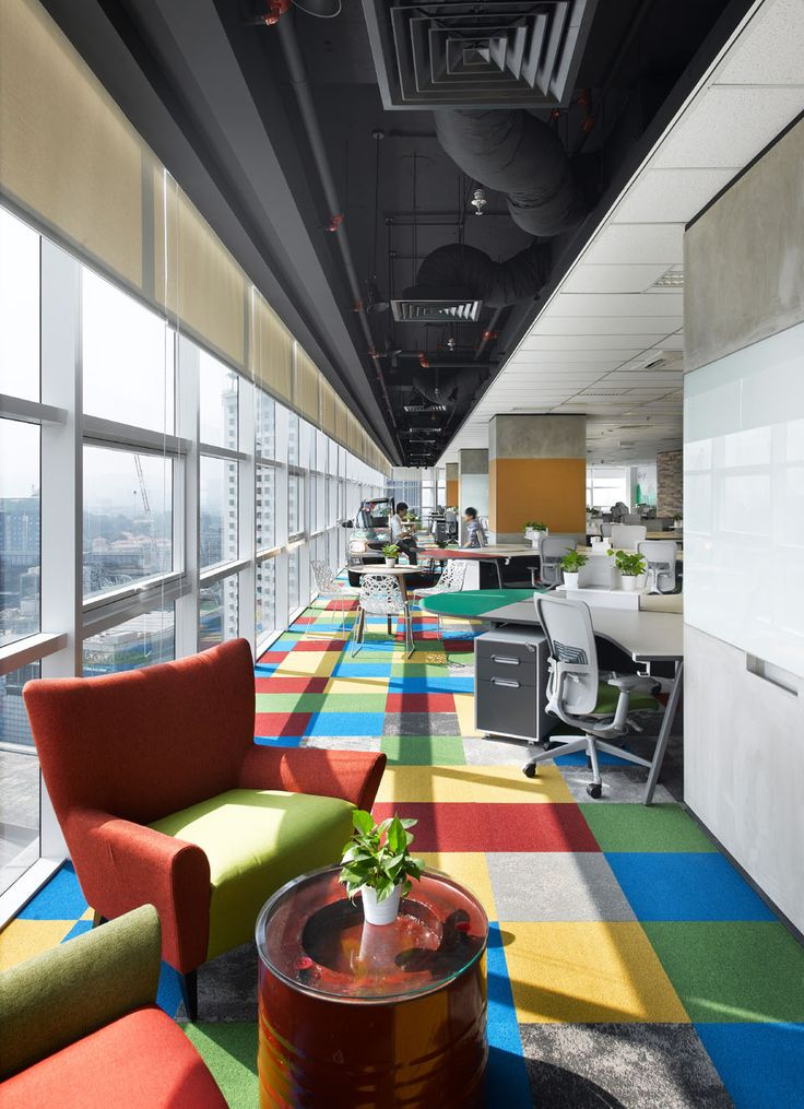 14 best Office Interior Design images on Pinterest  Office interior design, Office spaces and