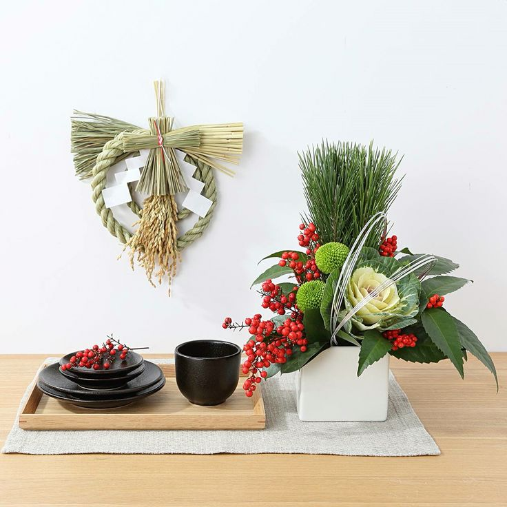 MUJI new year decorations