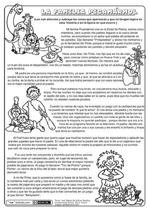 """Lecturas absurdas: """"La familia Picamármol"""""""