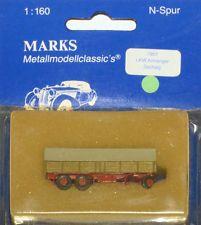 Spur N Marks 7901 LKW-Anhänger, oliv