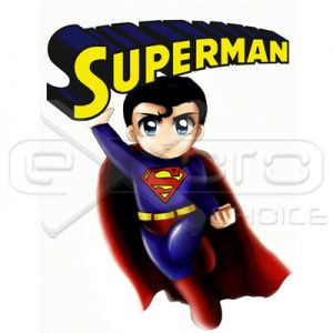 Exoro Choice's Chibis – Superman (real name Clark Kent) is an American fictional character, a comic book superhero who appears in comic books published by DC Comics.  Download the chibi on this link: http://exoroshop.com/product/superman-flying-chibi-2  For more information or for any questions, contact info@exorochoice.com.au.  ‪#‎chibi‬ ‪#‎superman‬ ‪#‎exoroshop‬ ‪#‎cute‬ ‪#‎superhero‬