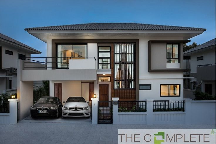 Another two story with 3 bedrooms, 3 bathrooms, 2 parking spaces with a new concept that fits every single house. This concept has a total floor area of 230 square meters. Here is another model as …