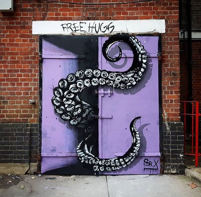 by Sr.X in London, 11/16 (LP)