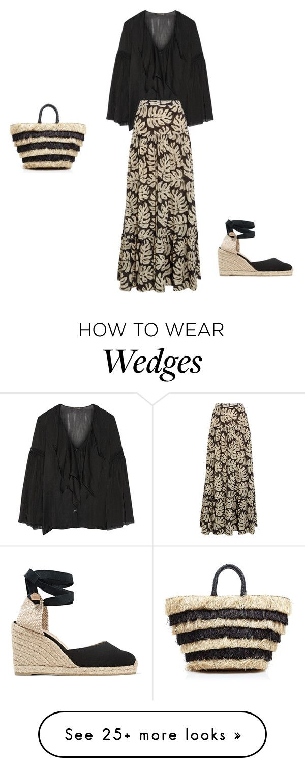 """Untitled #14974"" by explorer-14576312872 on Polyvore featuring Kayu, Roberto Cavalli, Chloé and Castañer"