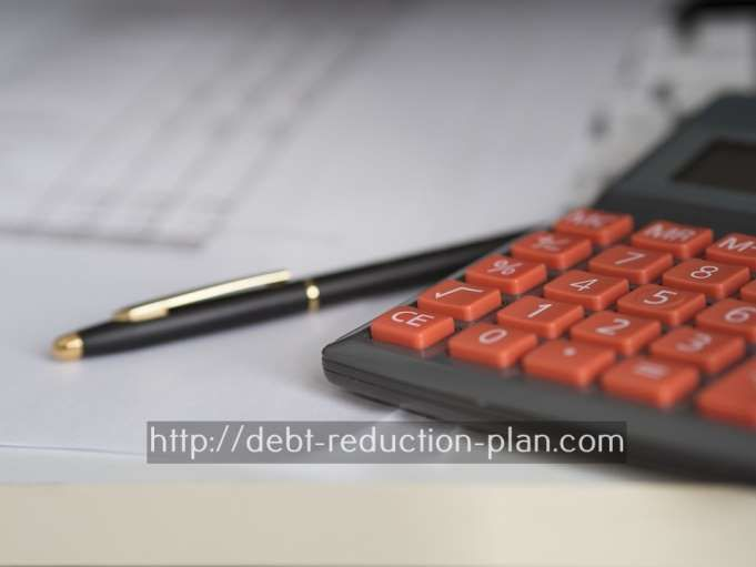 credit card reduction calculator