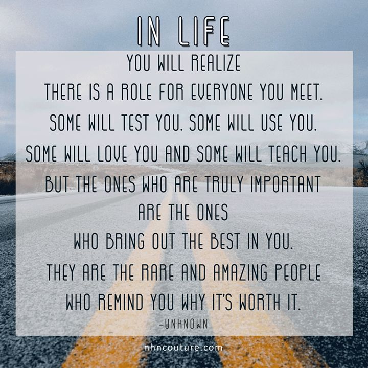 quotes about amazing people you meet in life