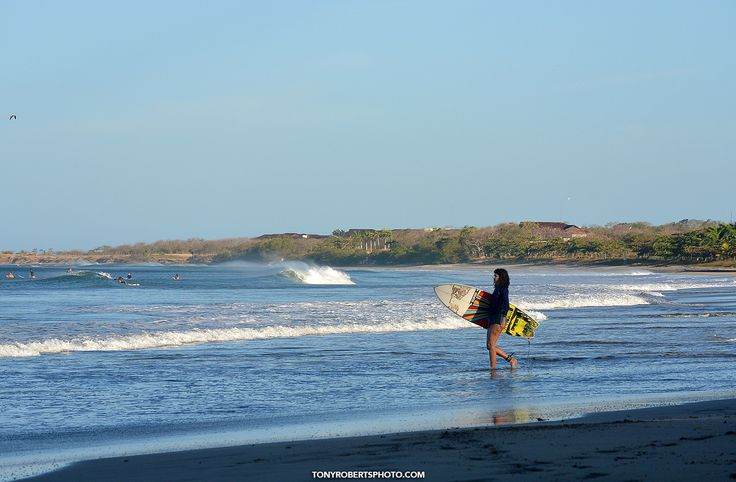 Every surfer deserves X amount of tropical surf days per year! #stayhappy #costarica #surf #livetosurf