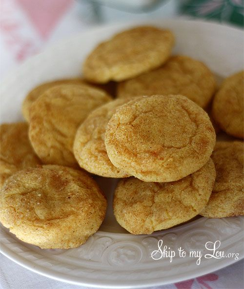 snickerdoodle cookie recipe from a cake mix