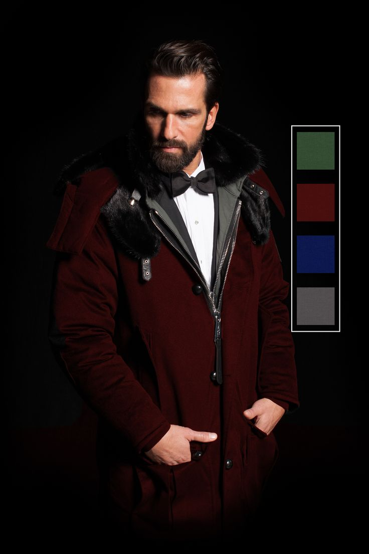 'For the individualist who takes the time and has the vision to create a distinctive Suvretta Outdoor Parka with his preferred colour preferences.'  https://www.sven-holger.com/en/product/outdoor-parka-s-h-cashmere-atelier-selection/
