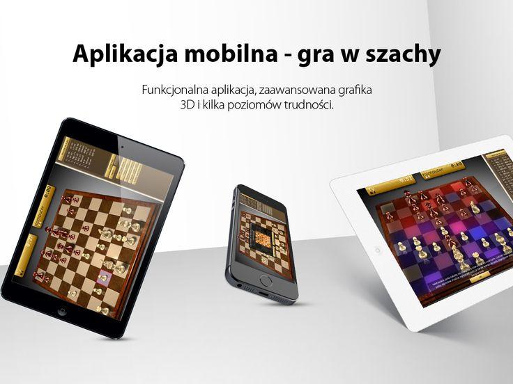 Aplikacja mobilna - gra w szachy #migomedia