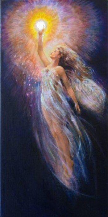 Non solo angeli: SOSTEGNO DEGLI ANGELI PER EVOLVERE LE NOSTRE VITE