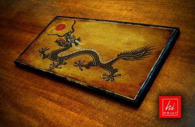 Dragon Chinese. Canvas. Печать на холсте в Могилеве, печать фото