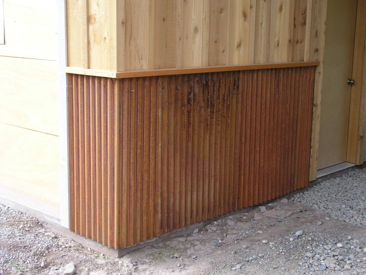 Best 167 Best Corrugated Tin And Metal Images On Pinterest 400 x 300