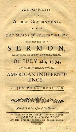 Descriptive essay on fourth of july