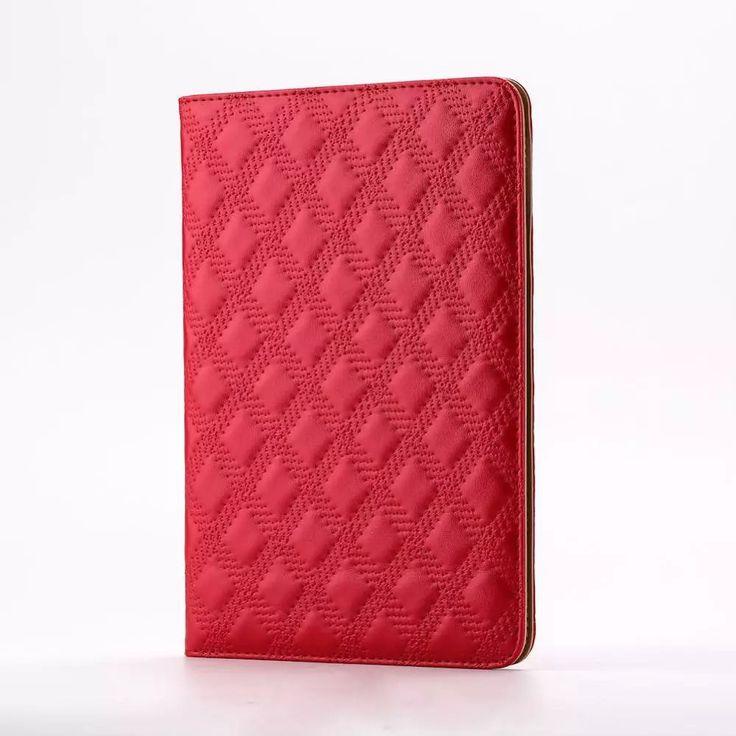 Case for funda iPad mini 1 2 3 PU Leather Embroider Pattern Full body protection Shell Skin for iPad mini 2 cases