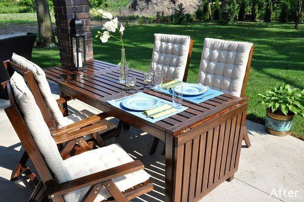 Outdoor Furniture Ideas Ikea
