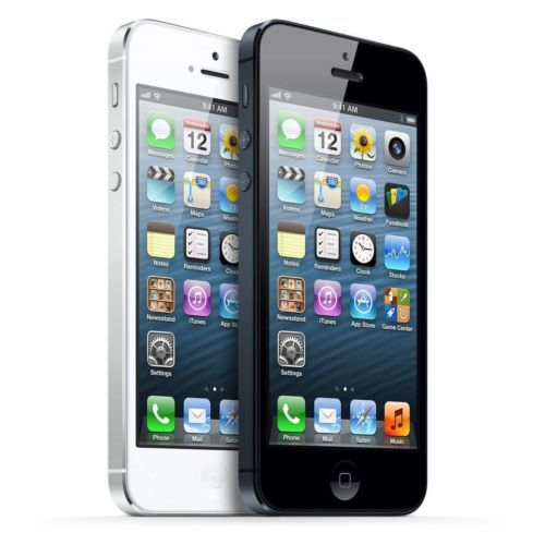 """Apple iPhone 5 16GB """"Factory Unlocked"""" Black and White WiFi iOS Smartphone #Cell #Phones #Accessories #Smartphones #MD655LL/A"""