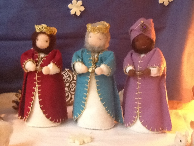 Drie koningen Waldorf