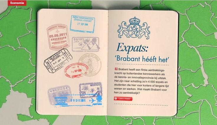 Expats: Brabant hééft het!