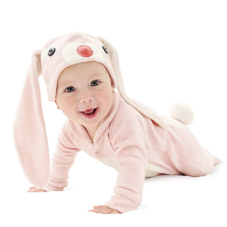 Memorable Baby Gifts Australia : Lil pink bunny baby and toddler costume with hat more