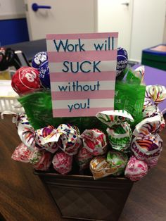 goodbye gift for boss - Google Search