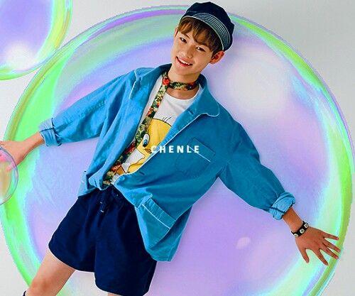 NCT Dream   Chenle