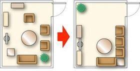 【インテリア】狭い部屋を「広く」見せるコツ 参考画像集 - NAVER まとめ