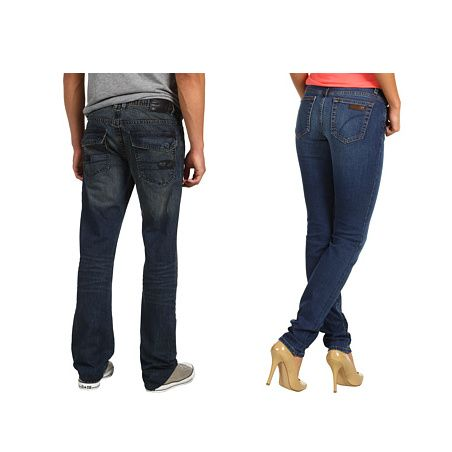 Name-Brand Jeans : Up to 77% off + Free S/H