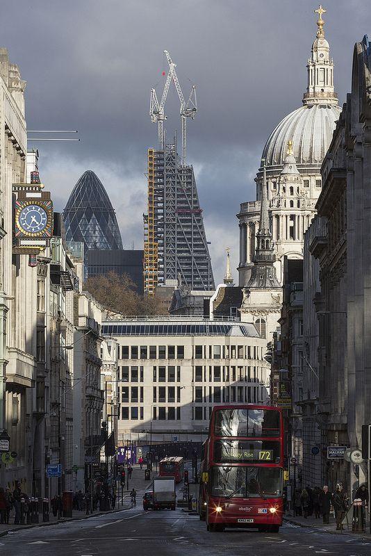 London, Holborn & The Inns of Court, Fleet Street