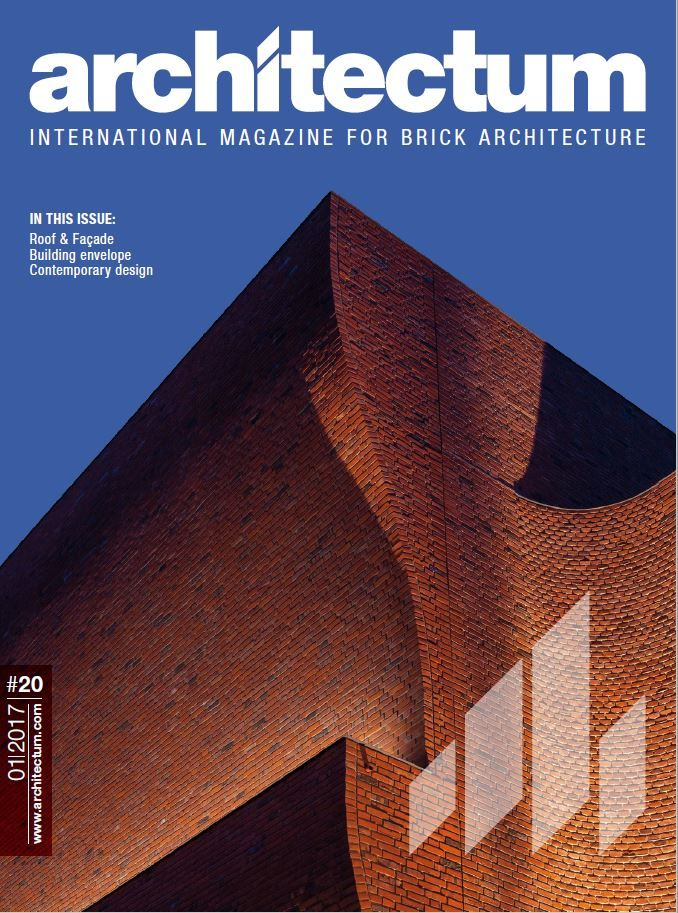 New architectum magazine out now! Find inspiration in these stylish houses that catch the eyes.