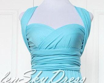 Azul real vestido de Dama de partido del vestido de Dama de