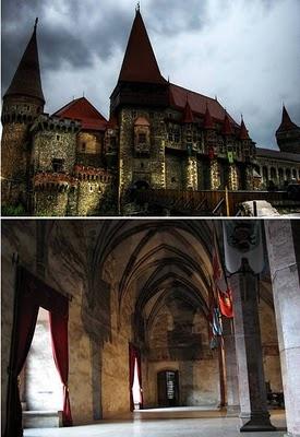 Castelo de Hunyad: Onde Conde Drácula foi prisioneiro