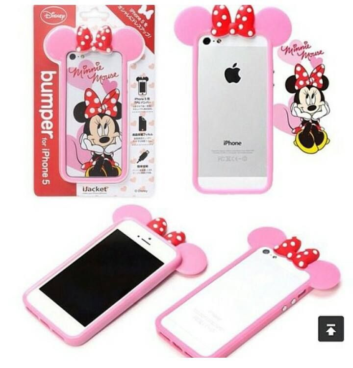 Bumper Disney disponibles para Iphon 5/ 5s