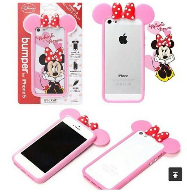 Bumper Disney disponibles para Iphon 5/ 5s
