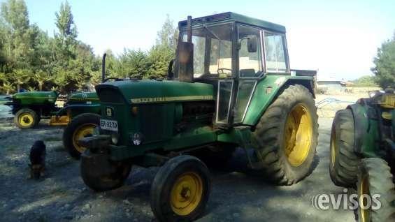VENDO TRACTOR JOHN DEERE 3130  VENDO TRACTOR JOHN DEERE 3130, AÑO 1974, TRACCION 4X2 ..  http://curico.evisos.cl/vendo-tractor-john-deere-3130-id-639766