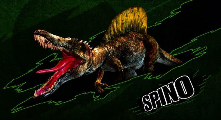 Jurassic Park 2015: Spinosaurus by sonichedgehog2.deviantart.com on @DeviantArt