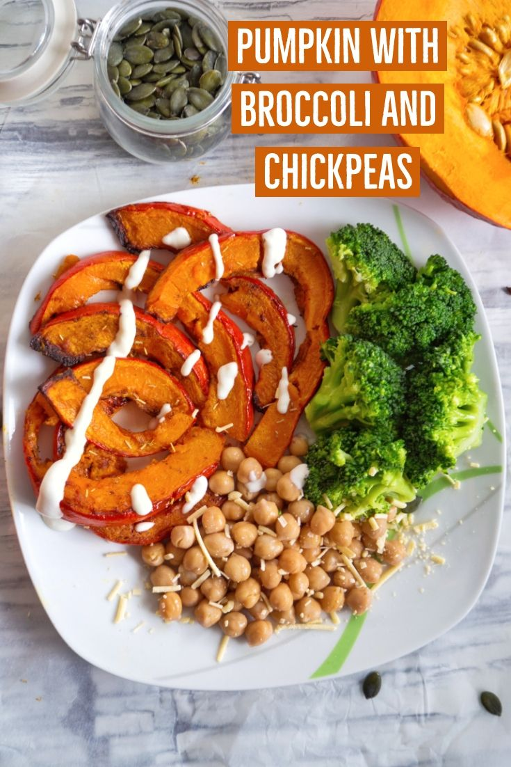 Loaded Veggie Plate With Pumpkin Chickpeas And Broccoli Topped With Vegan Cheese And Aioli Vegan Recipes Healthy Vegetarian Vegan Recipes Vegan Paleo Recipes
