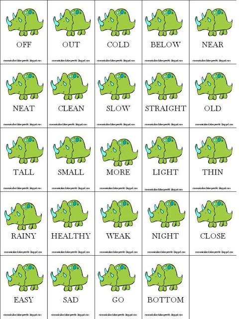Communication Station: Speech Therapy PLLC: Dinosaur ...