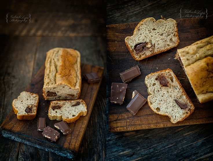 Sugar free chocolate banana bread – Cooking without Limits